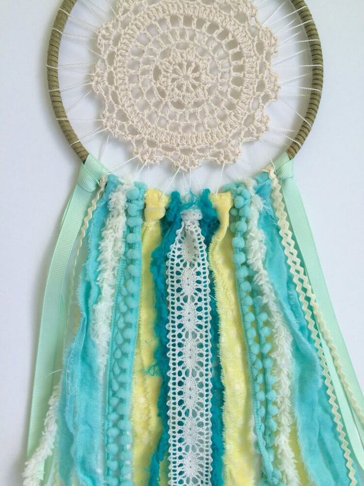 Simply Natural Mama Dreamcatcher