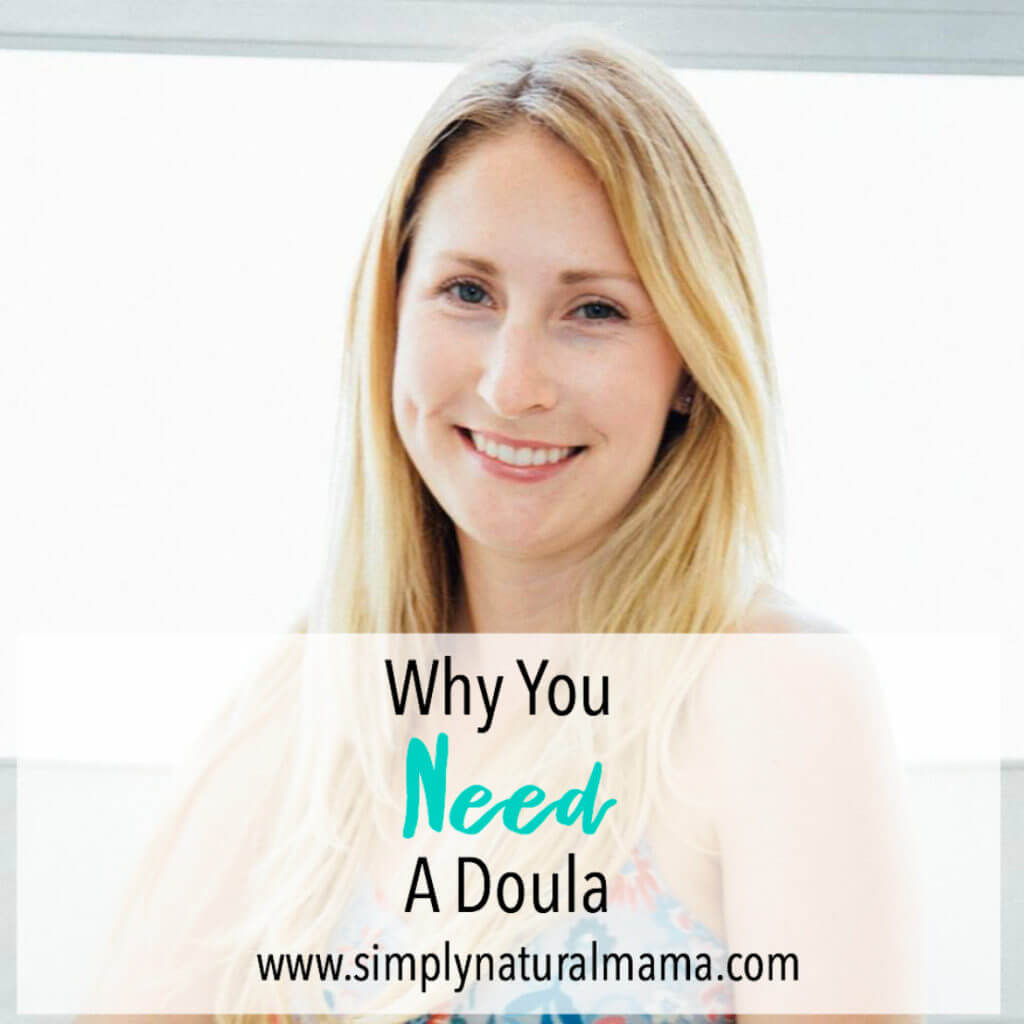 Why You Need A Doula