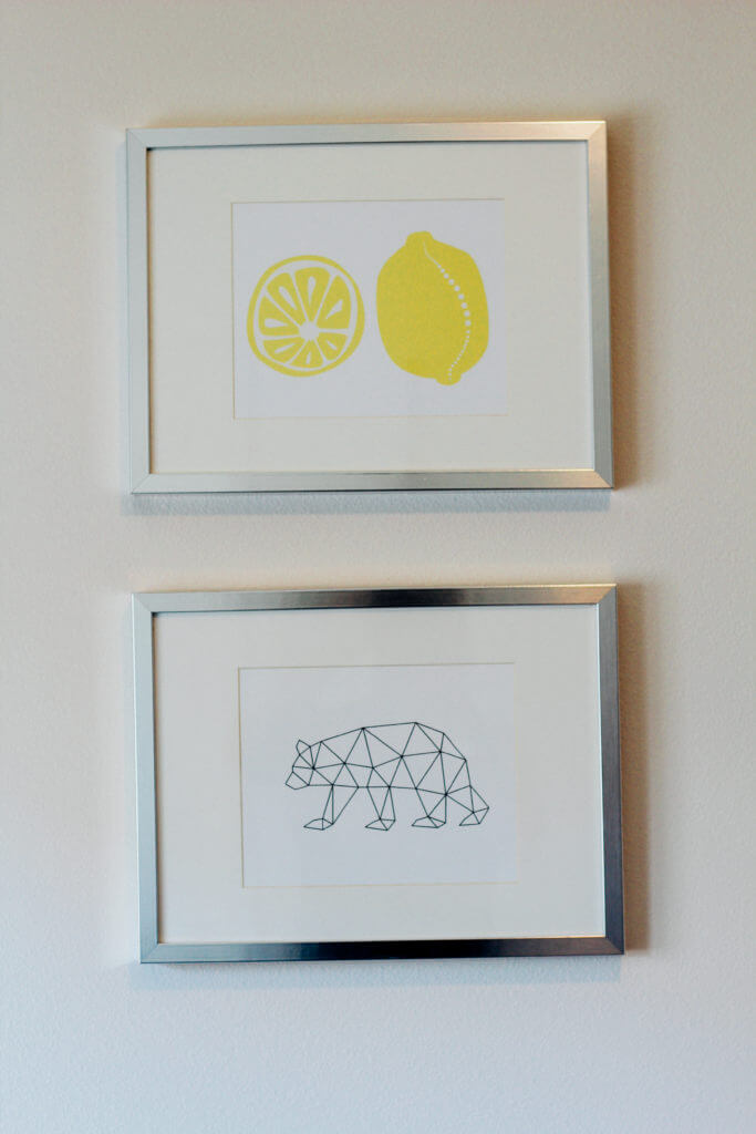 Simply Natural Mama Nursery Art