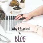 This was such a great story! Anyone can start a blog if they put their mind to it. Thanks for sharing!