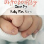 This was a great read! I love hearing about what people would have done differently once their baby was born.