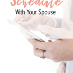 Coordinating Your Child's Schedule With Your Spouse