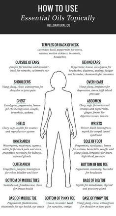 photo about Essential Oils Chart Printable called 8 Ought to-Comprise Charts toward Generate By yourself an Critical Oil Advisor