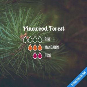 Pinewood Forest Room Spray