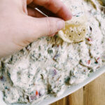 Creamy Bacon Ranch Jalapeno Dip (Paleo)
