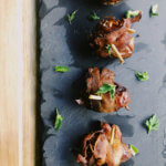 paleo bacon wrapped medjool date recipe