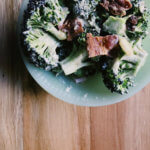 The BEST Paleo Broccoli Salad
