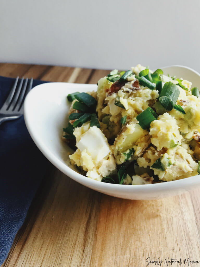 Whole 30 Potato Salad recipe