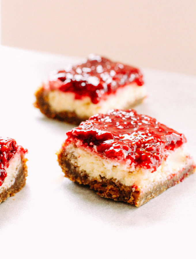 raspberry cheesecake bars recipe simply natural mama