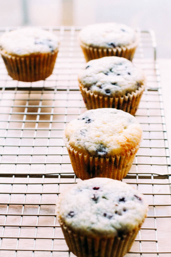 super moist blueberry muffins recipe simply natural mama