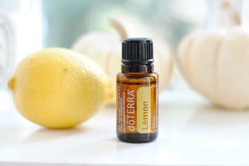 lemon essential oil 101